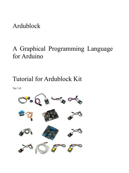 Ardublock | A Graphical Programming Language for Arduino